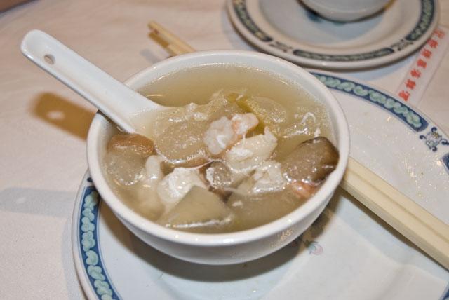 Banquet soup