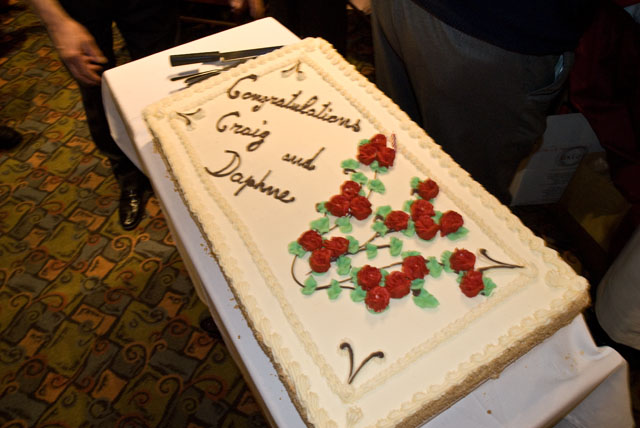 Banquet cake