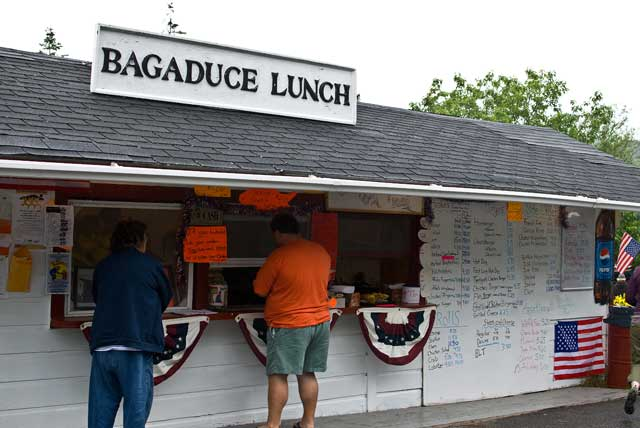 Bagaduce-lunch
